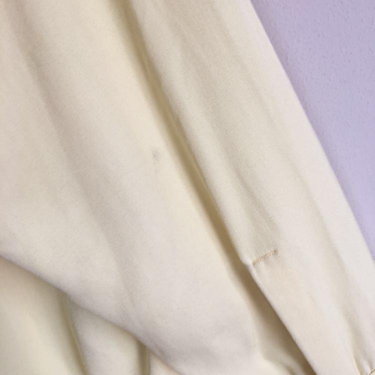 50s ARROW ギャバジン レーヨン シャツ ビンテージ 50年代 USA製 古着 開襟 ロカビリー 60s 単色 オープンカラー アメリカ製 ループ留め_画像9