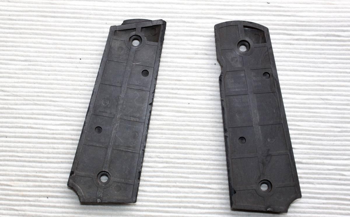 未使用 MGC HW M1911 ガバメント / コンダ― ブラックグリップ_画像5