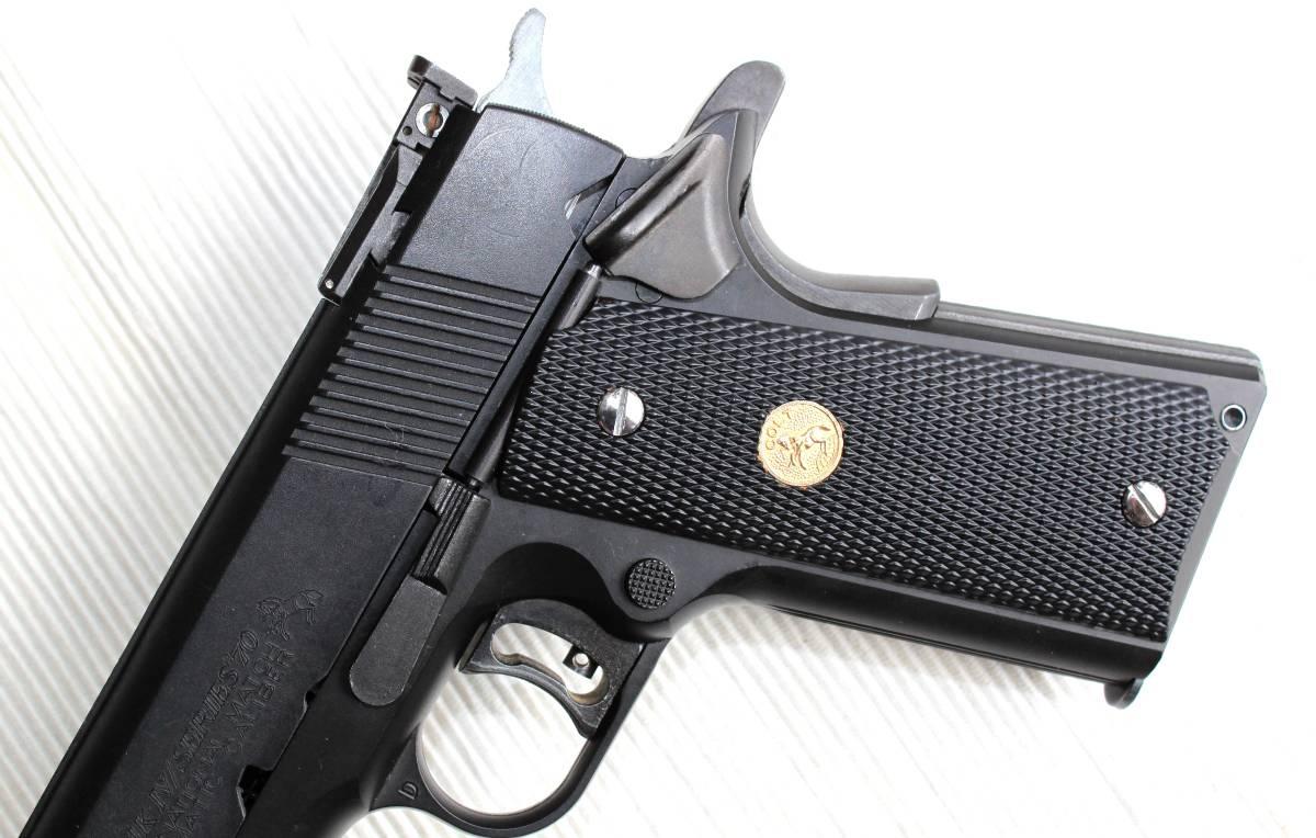 未使用 MGC HW M1911 ガバメント / コンダ― ブラックグリップ_画像3