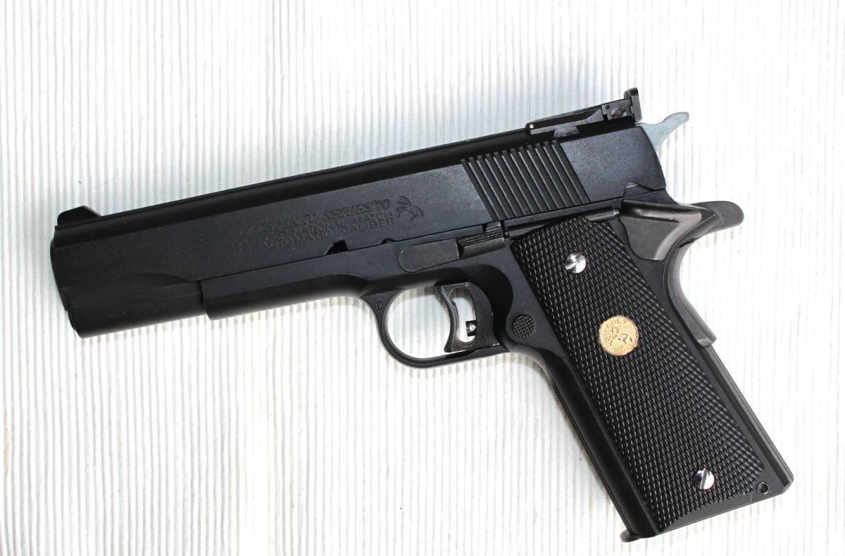 未使用 MGC HW M1911 ガバメント / コンダ― ブラックグリップ