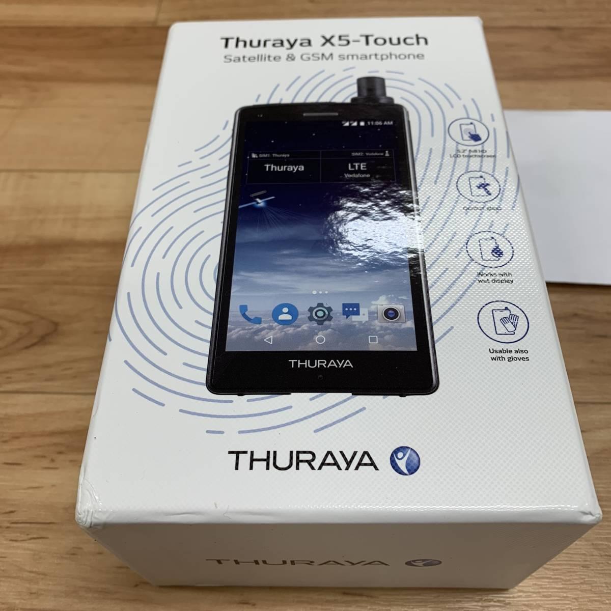 Thuraya X5-Touch SIMフリー 衛星スマホ_画像5