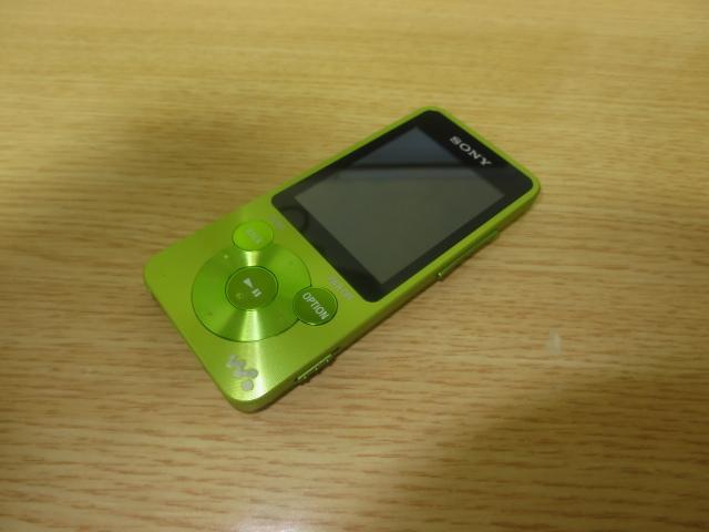 付属品未使用完備!1円~超美品最落無 ソニーウォークマン NW-S785 大容量16GB グリーン_画像5