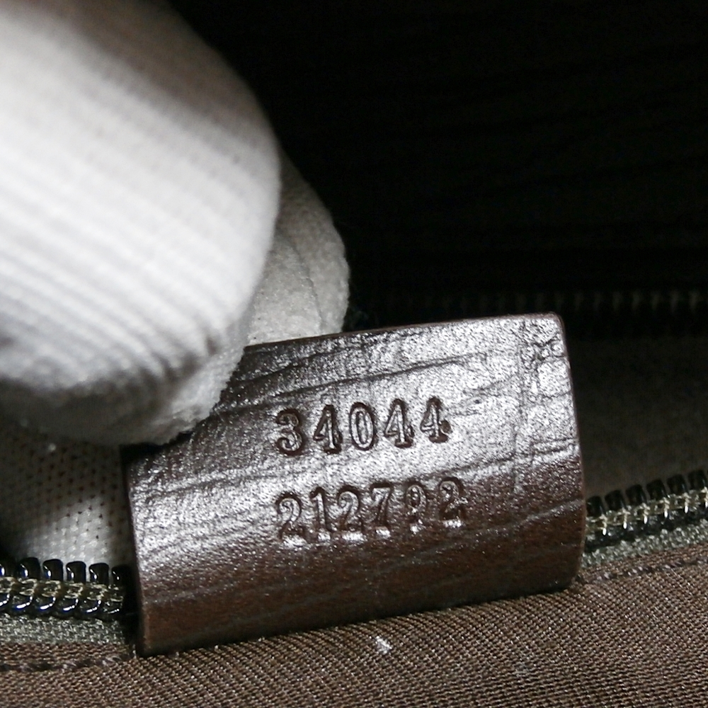 【GUCCI】 グッチ 良好 正規品 最高級 ◆ 本革 レザー ビジネスバッグ ブリーフケース 書類カバン 書類鞄_画像10