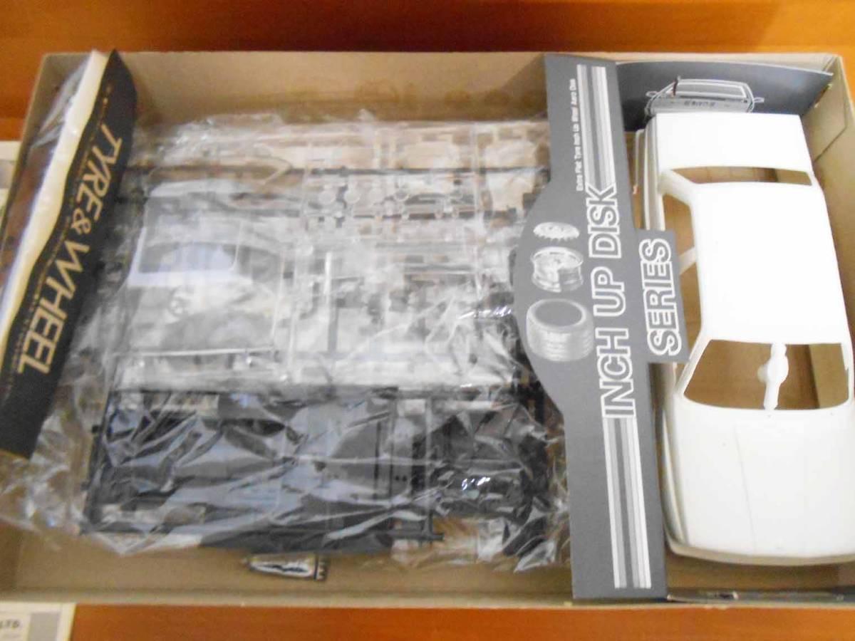 希少 Fujimi フジミ模型株式会社 1/24スケール  BMW M325i M POWER 2.3l DOHC 16 VALVE(全揃い)_画像4