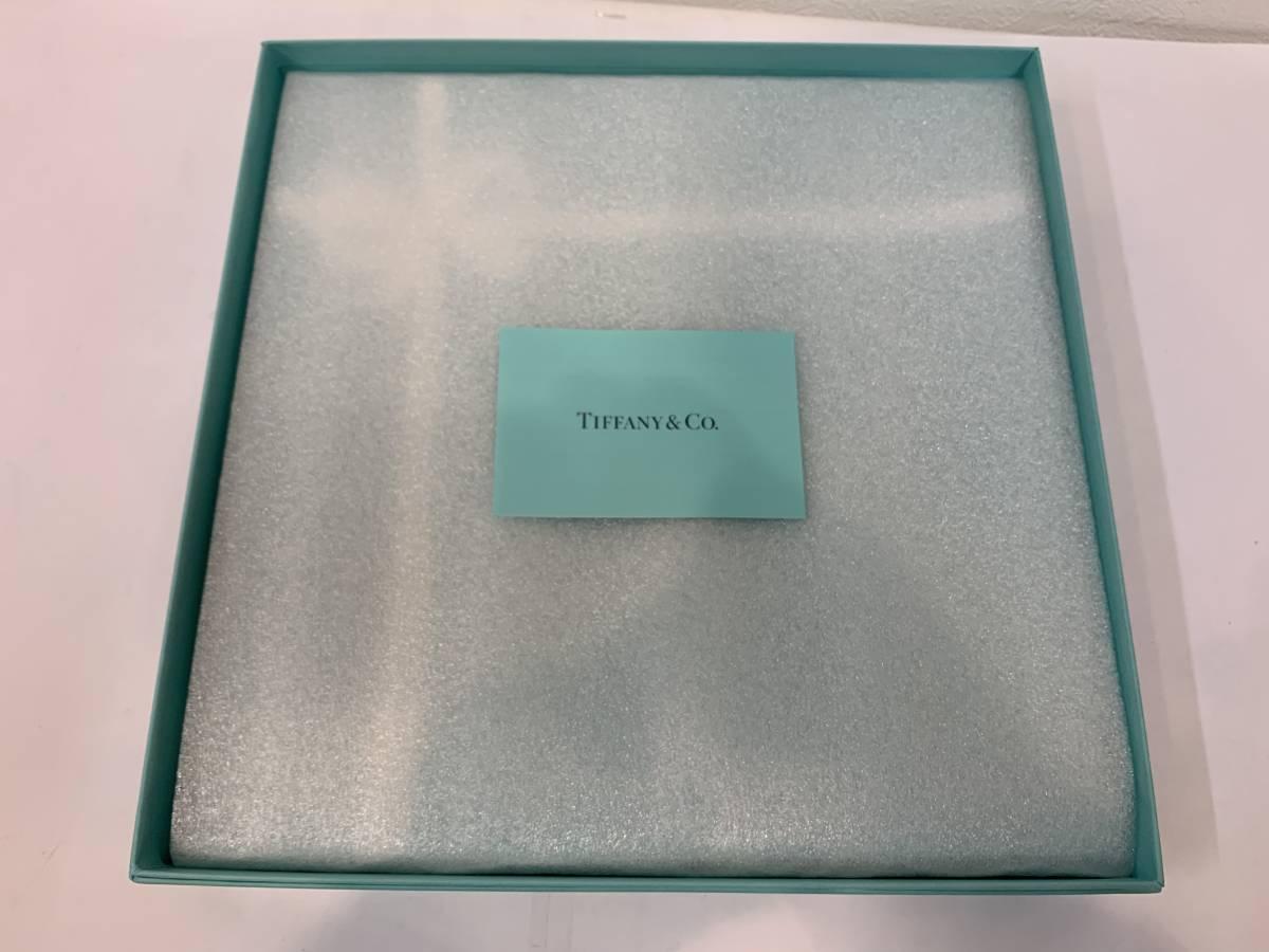 ★☆【9675】 Tiffany&Co. ティファニー プレート ◆ 食器 大皿 リボン ◆ 未使用品☆★_画像4