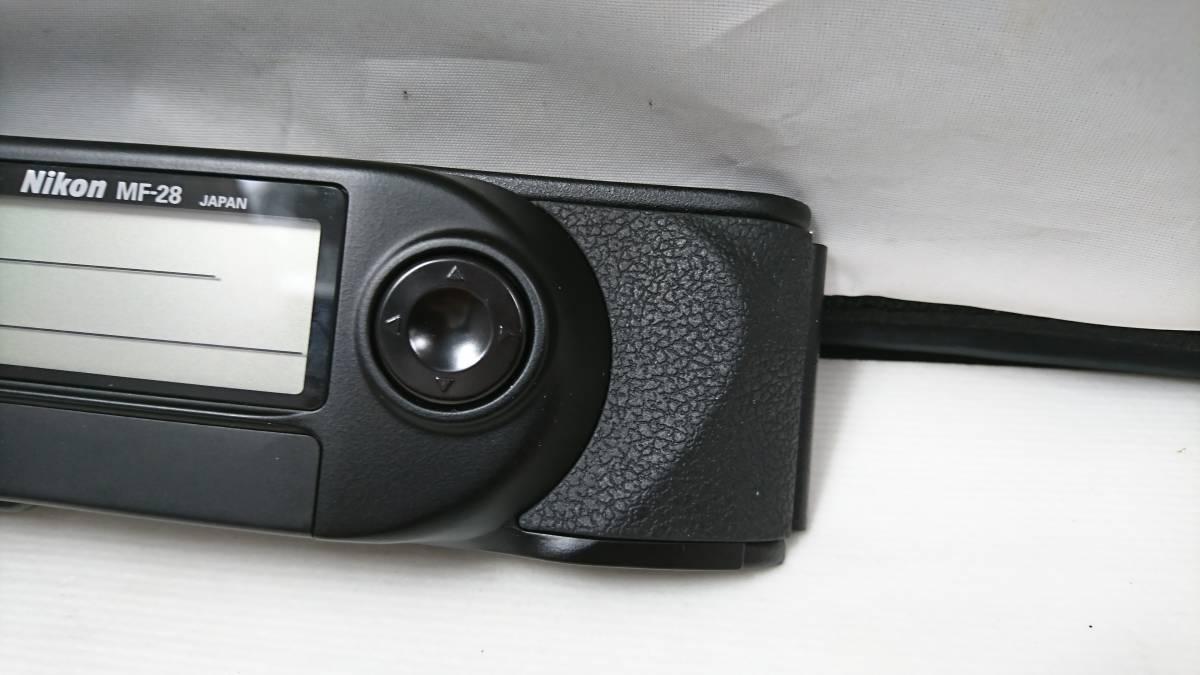 B115 Nikon ニコン F5用 MF-28 マルチコントロールバック 新品未使用 1円スタート_画像4