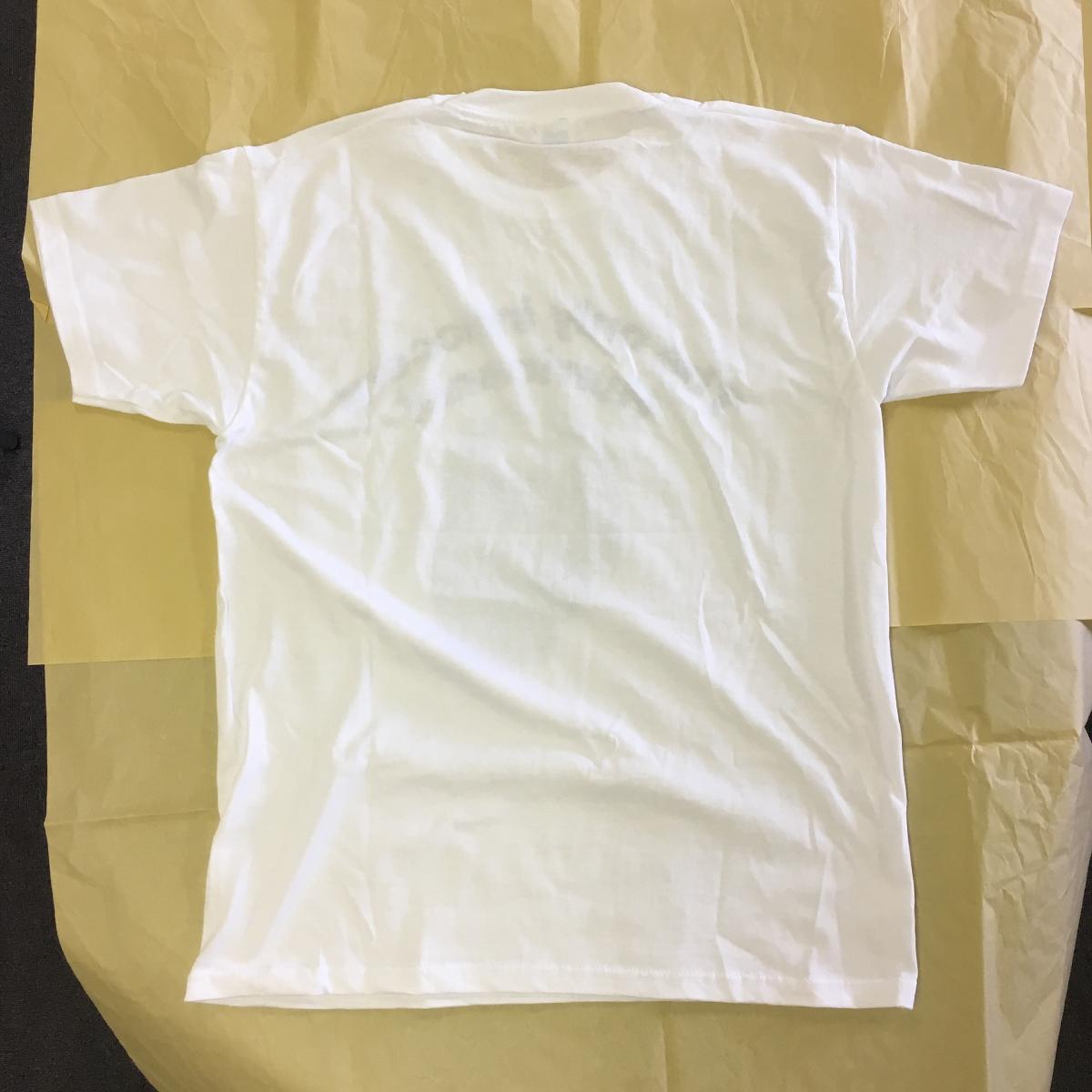 ボブ・ディラン ルービン・ハリケーン Tシャツ L ホワイト ローリングサンダーレヴュー Bob Dylan Hurricane /検 ビンテージ 70s ロックT_画像3
