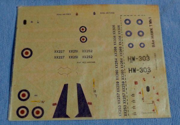ジャンク品 マッチボックス 1/72 BAe ホーク T.M.K.I レッドアローズ 宅急便コンパクト可*詳細は画像で確認してください_画像4