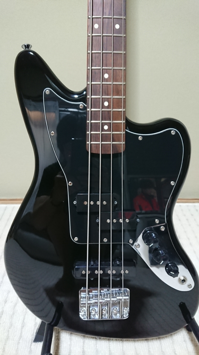 Squier Vintage Modified Jaguar Bass Special SS fender スクワイヤー ジャガーベース ショートスケール フェンダー_画像2