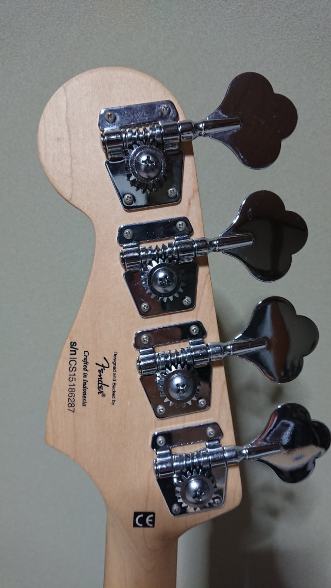 Squier Vintage Modified Jaguar Bass Special SS fender スクワイヤー ジャガーベース ショートスケール フェンダー_画像7