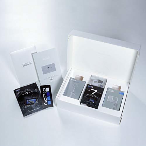 新品☆GoPro HERO7 Black Limited Edition Box Dusk White CHDHX-702-FW ダストホワイト_画像4