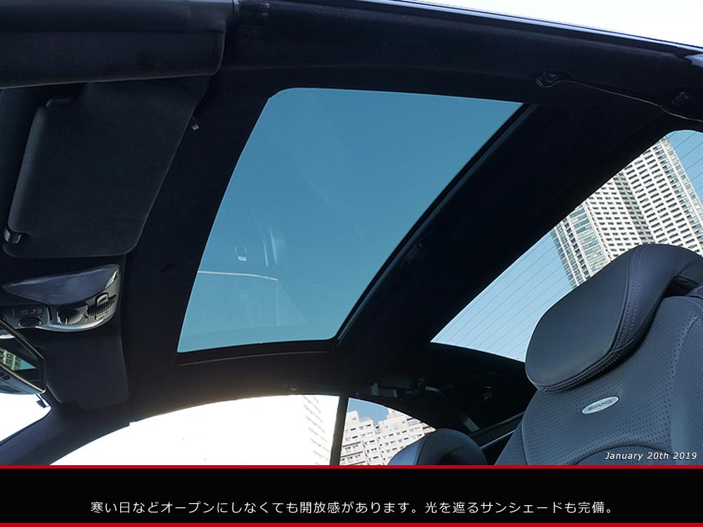 【超美車・売切398万】 AMG SL55 パフォーマンス 後期仕様 ブラックバイソン ラッピング パノラマルーフ R230 SL63 オープンカー【個人】_画像10
