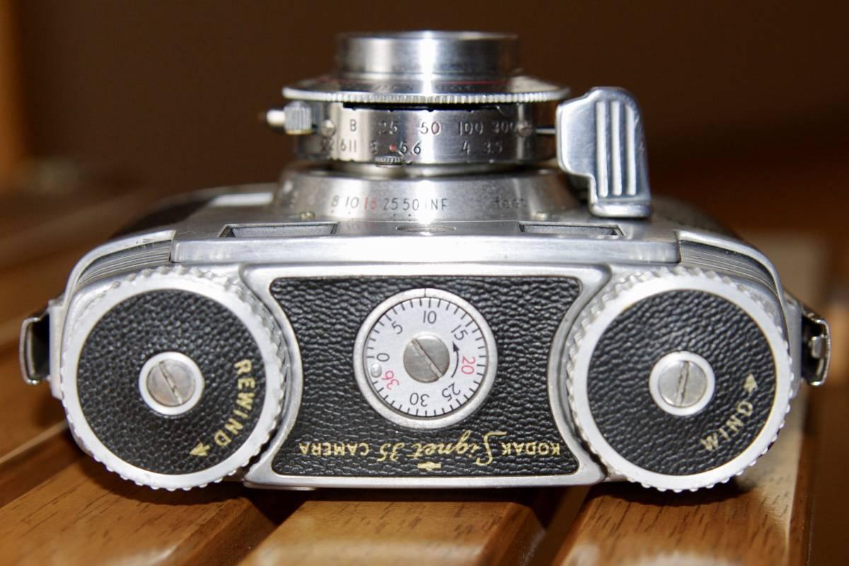 コダック シグネット35 Kodak Signet35_画像4