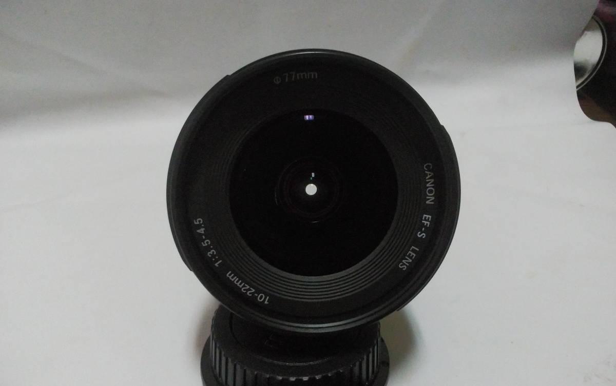 ☆極上美品☆Canon EF-S 10-22mm F3.5-4.5 USM