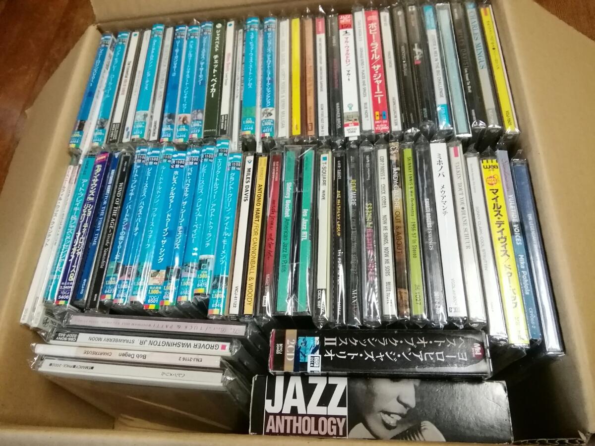 ブルーノート名盤VENUSジャズ バラエティ84枚セット 女性ボーカル BOX物あり