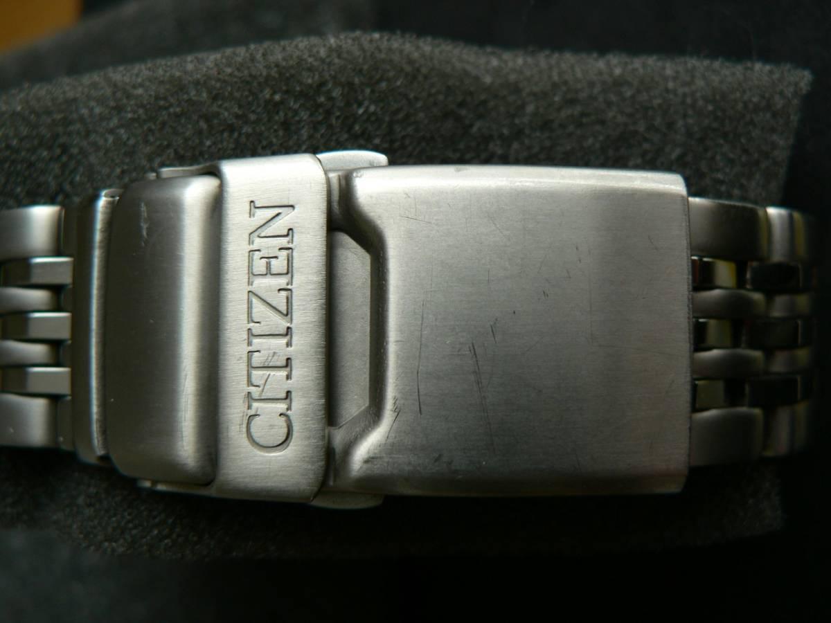 CITIZENシチズンプロマスターC650-Q02144エコドライブソーラー_画像10