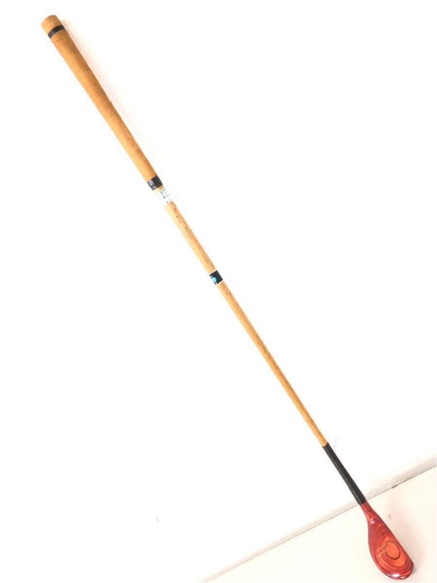 TOM AUCHTERLONIE ST.ANDREWS パター ゴルフクラブ 木製 セントアンドリュース ヴィンテージ アンティーク コレクション KH09-B2