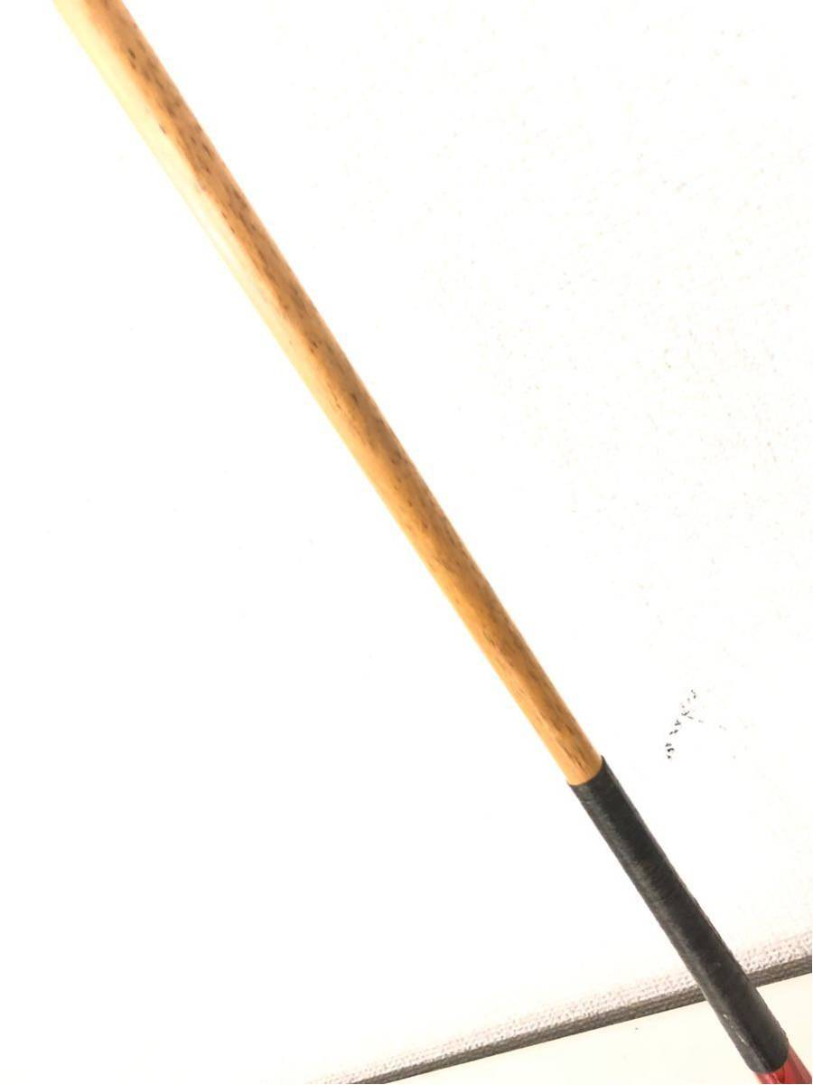 TOM AUCHTERLONIE ST.ANDREWS パター ゴルフクラブ 木製 セントアンドリュース ヴィンテージ アンティーク コレクション KH09-B2_画像4