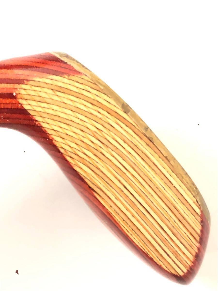 TOM AUCHTERLONIE ST.ANDREWS パター ゴルフクラブ 木製 セントアンドリュース ヴィンテージ アンティーク コレクション KH09-B2_画像6
