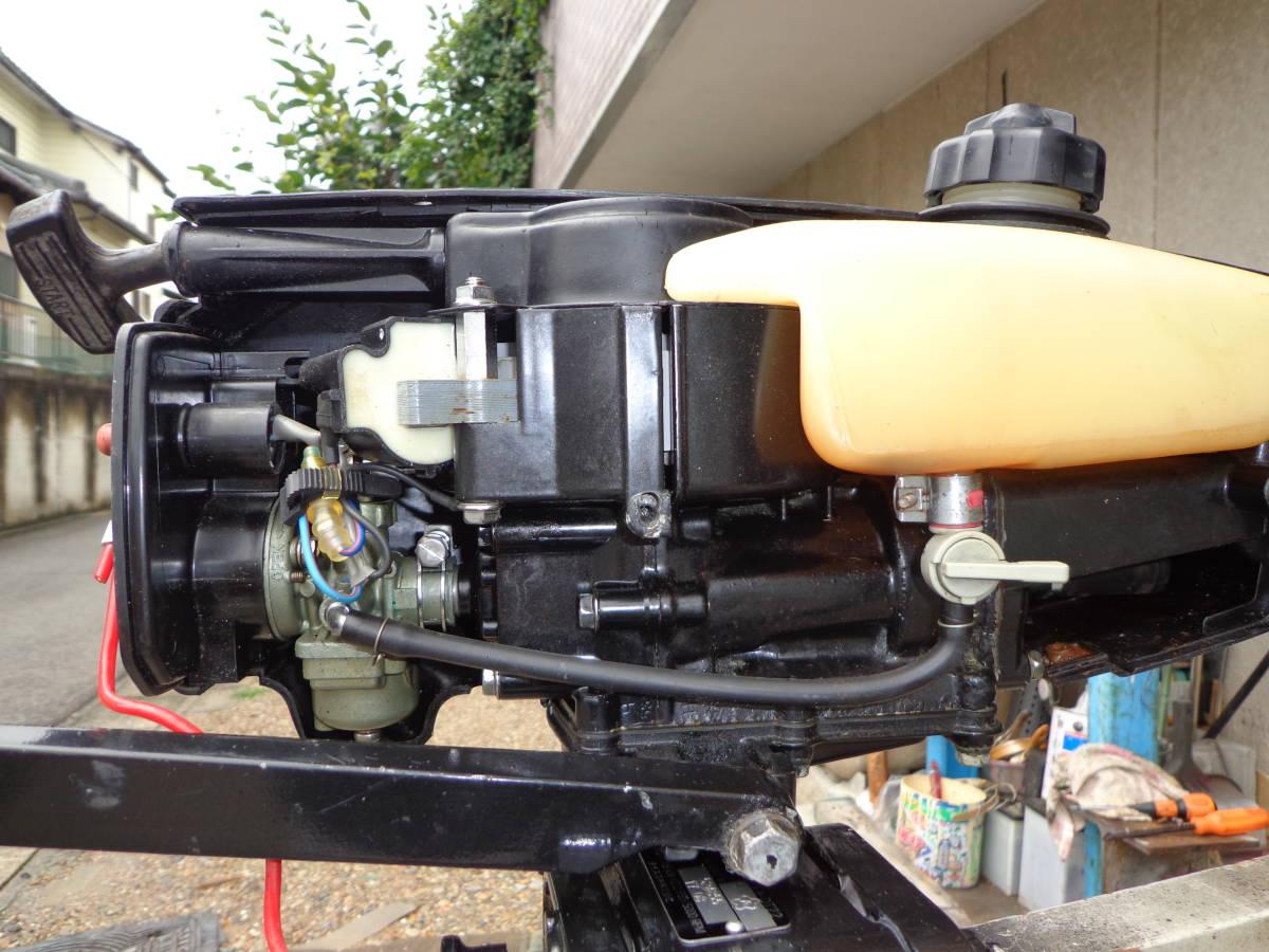 スズキ DT2.2 船外機エンジン 中古品_画像2