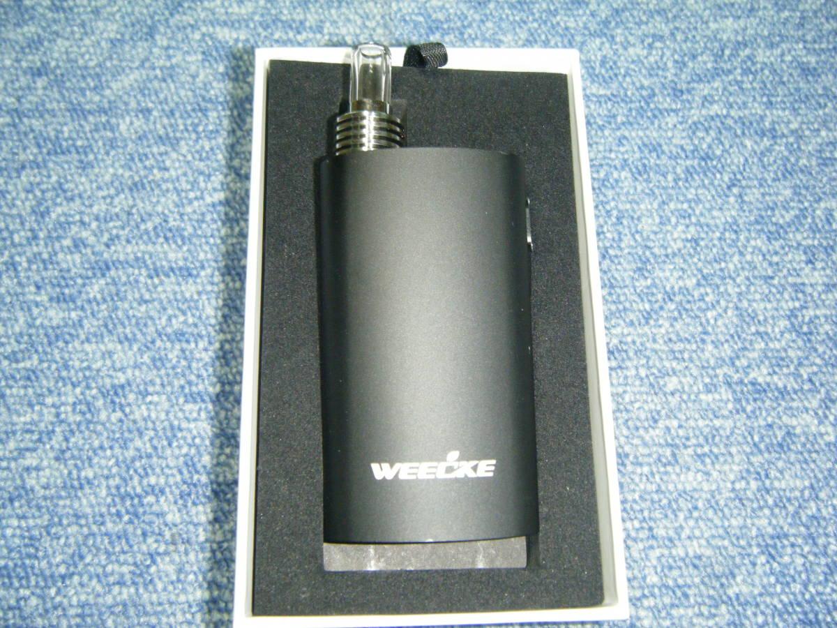 YI キ7-85 WEECKE ウィーキー C-VAPOR3.0 加熱式タバコ ヴェポライザー 葉タバコ 【中古品・S60】_画像2