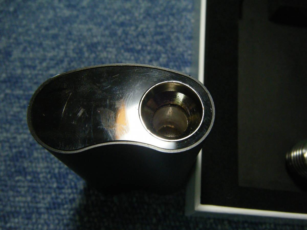 YI キ7-85 WEECKE ウィーキー C-VAPOR3.0 加熱式タバコ ヴェポライザー 葉タバコ 【中古品・S60】_画像6