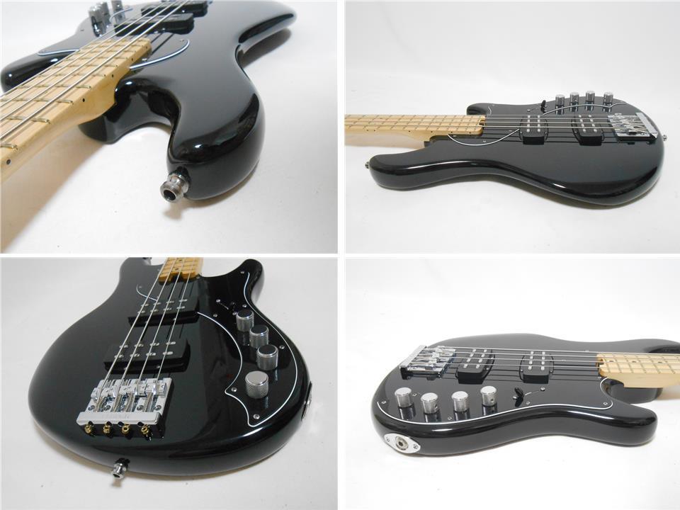 ★定価28万円 2013年製 Fender USA American Deluxe Dimention Bass HH 3Band EQ搭載 2ハムバッカー 純正ハードケース付_画像6