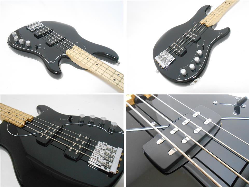 ★定価28万円 2013年製 Fender USA American Deluxe Dimention Bass HH 3Band EQ搭載 2ハムバッカー 純正ハードケース付_画像4