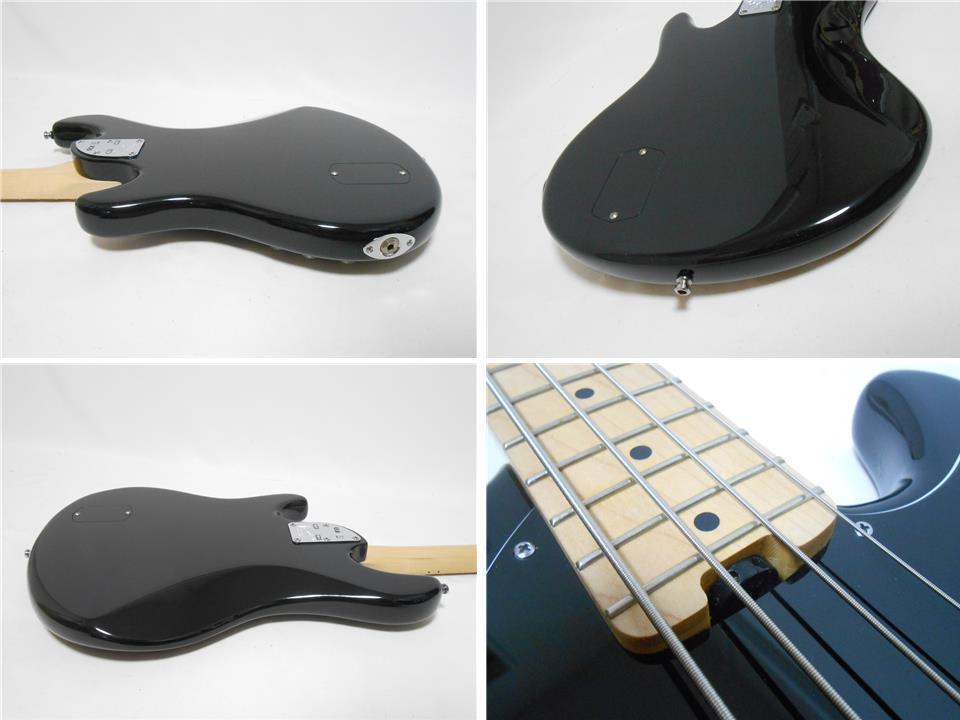 ★定価28万円 2013年製 Fender USA American Deluxe Dimention Bass HH 3Band EQ搭載 2ハムバッカー 純正ハードケース付_画像8