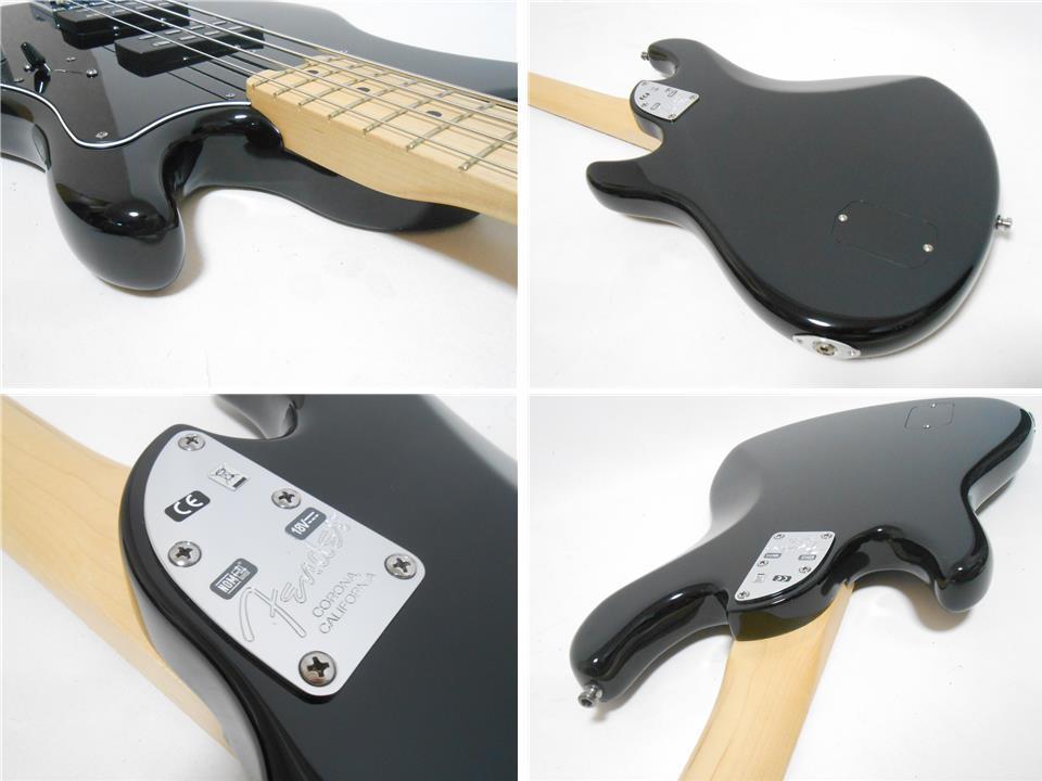 ★定価28万円 2013年製 Fender USA American Deluxe Dimention Bass HH 3Band EQ搭載 2ハムバッカー 純正ハードケース付_画像7