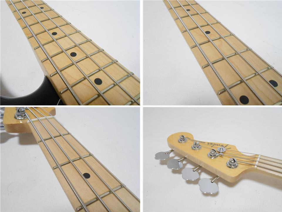 ★定価28万円 2013年製 Fender USA American Deluxe Dimention Bass HH 3Band EQ搭載 2ハムバッカー 純正ハードケース付_画像9