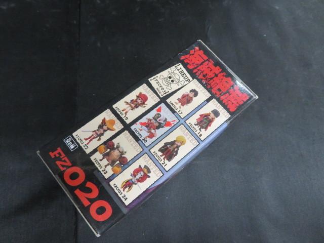 ol083 ワンピース コレクタブルフィギュア ~ONE PEACE FILM Z~ vol.3 ウソップ FZ020 未開封品_画像3