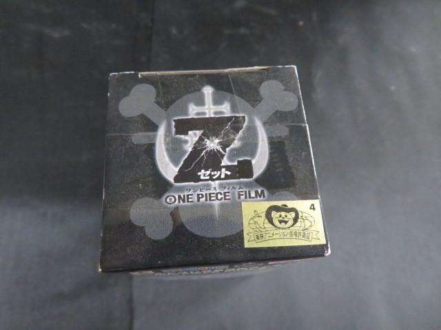ol083 ワンピース コレクタブルフィギュア ~ONE PEACE FILM Z~ vol.3 ウソップ FZ020 未開封品_画像2