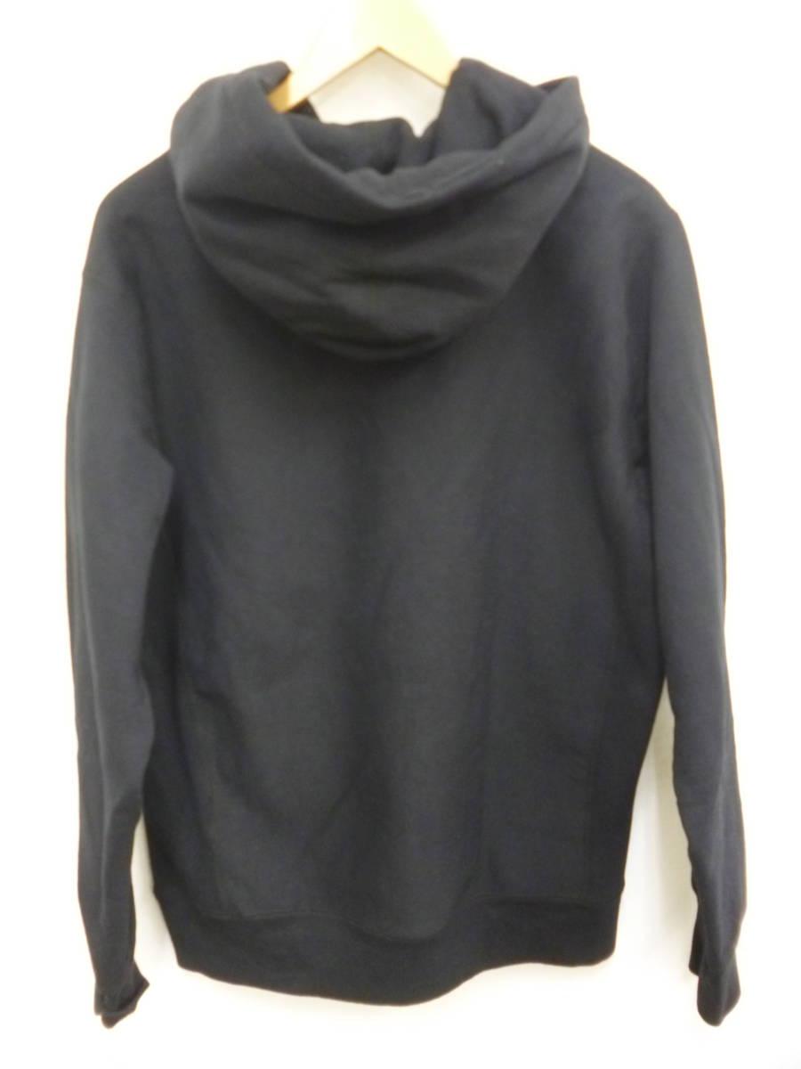 ☆シュプリーム SUPREME Araki Rose Hooded Sweatshirt パーカー 黒L_画像4