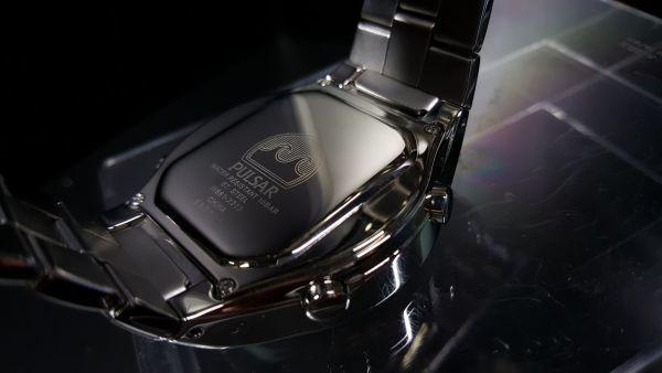 【デジタル PULSAR 1円】SEIKO セイコー パルサー 腕時計 ワールドタイム クロノグラフ 100m防水 メンズ 輸入モデル 新品 未発売 ウォッチ_画像6