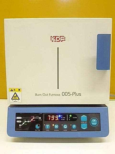 【美品/1円スタート!】デンケン KDF リングファーネス 焼却炉 KDF005Plus 歯科技工 動作良好 A1919_画像2