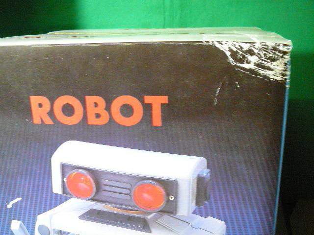 ROBOT THE FAN 未使用!箱付き! ロボット扇風機_画像3