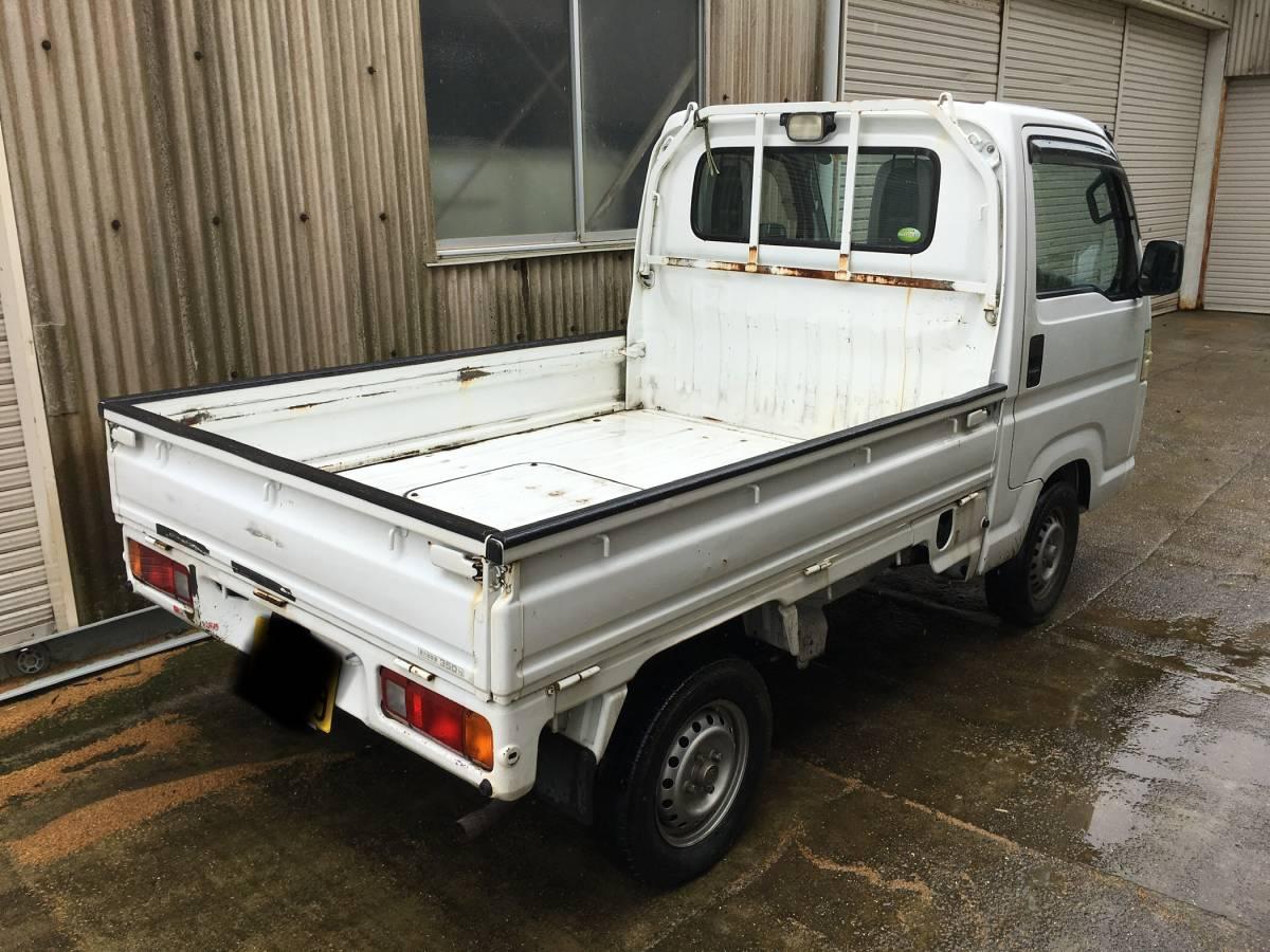 アクティ SDX 車検令和2年3月 現行モデル オートマ 軽トラック_画像6
