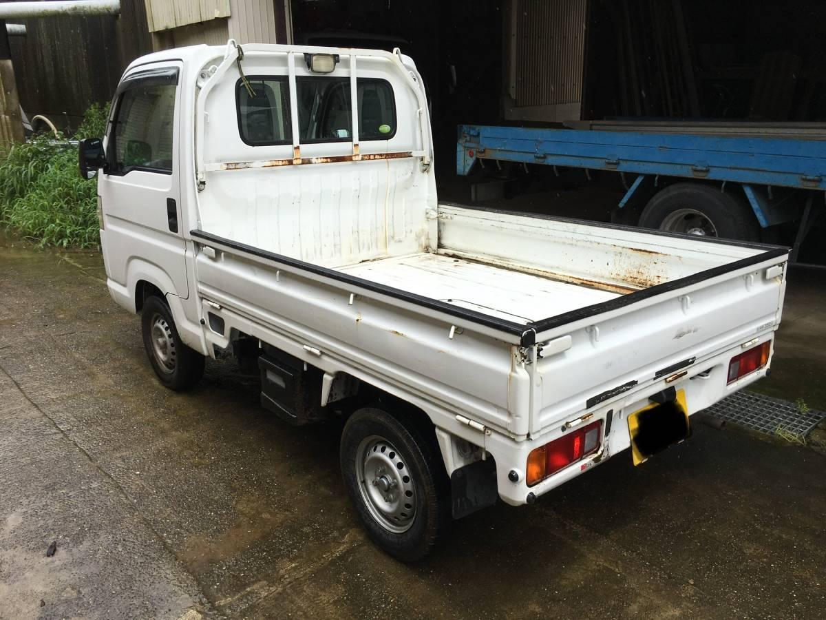 アクティ SDX 車検令和2年3月 現行モデル オートマ 軽トラック_画像8