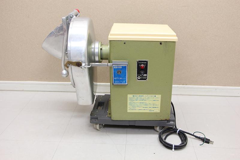 7EJ548Gw 野菜スライサー 野菜調理器 フードスライサー 刃3種類 大道 OMV-300 単相100V_画像8