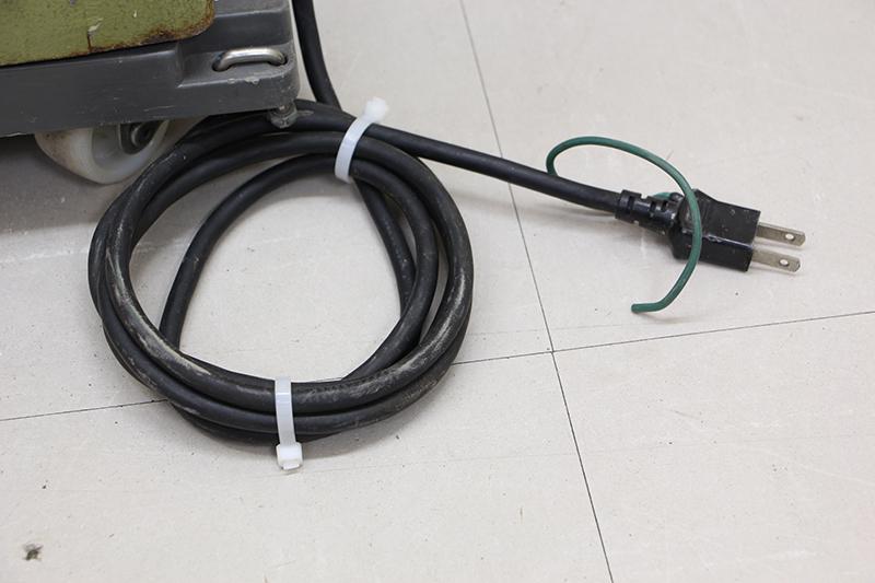 7EJ548Gw 野菜スライサー 野菜調理器 フードスライサー 刃3種類 大道 OMV-300 単相100V_画像10