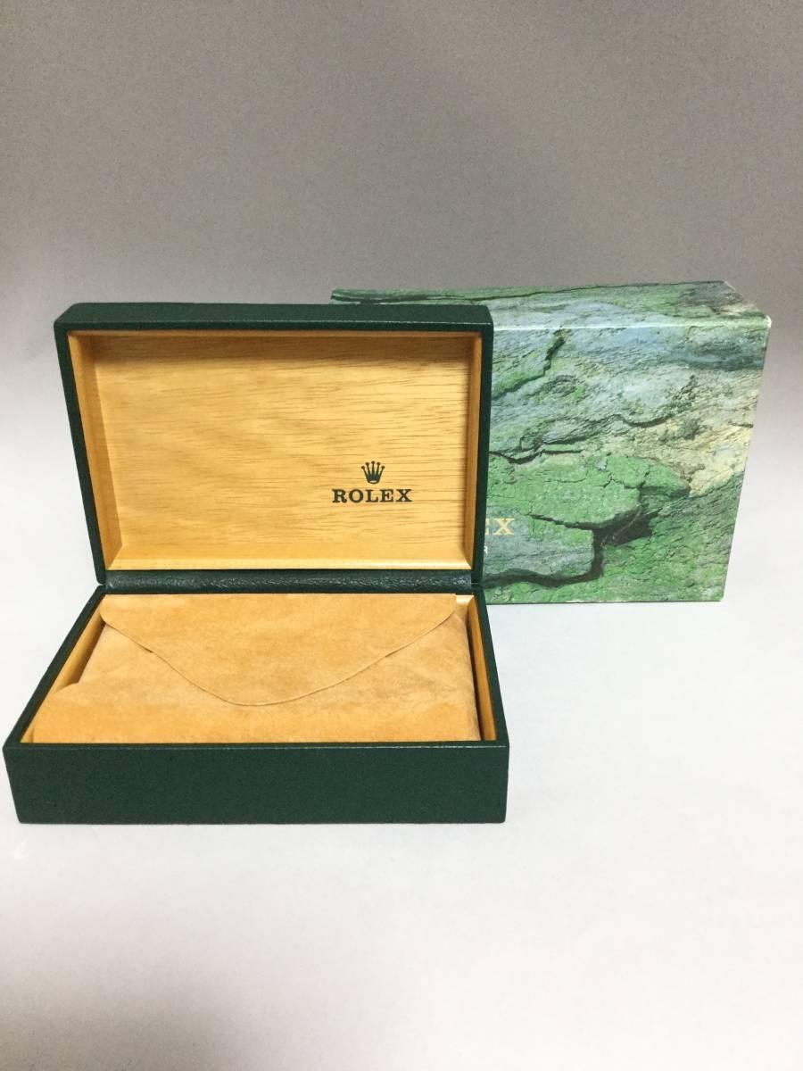 ROLEX ロレックス サブマリーナデイト 16610 黒 時計 箱 ケース 1111_画像1