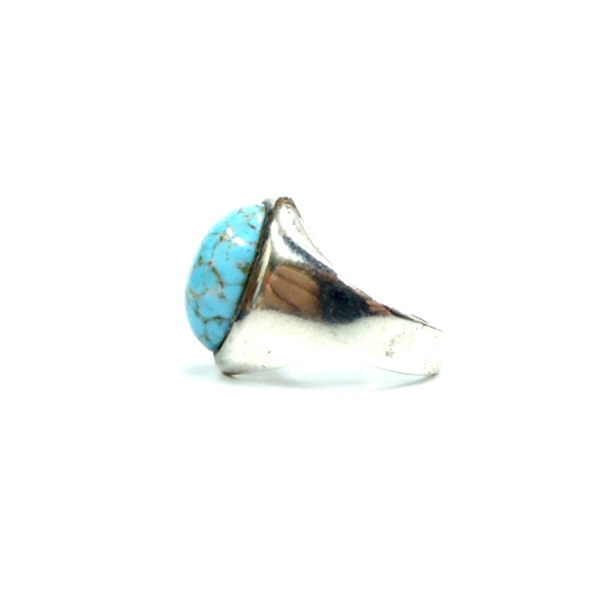 ☆送料無料☆ ビンテージ シルバー 925 メキシコ メキシカン リング インディアン ジュエリー ネイティブ レディース 指輪 アクセサリー_画像3