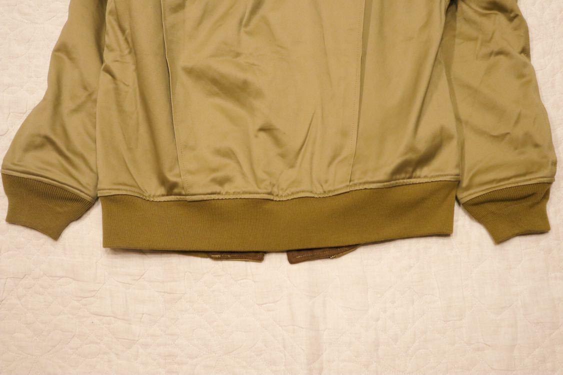 米軍タンカースジャケット 初期型 ワッペン付き_画像10