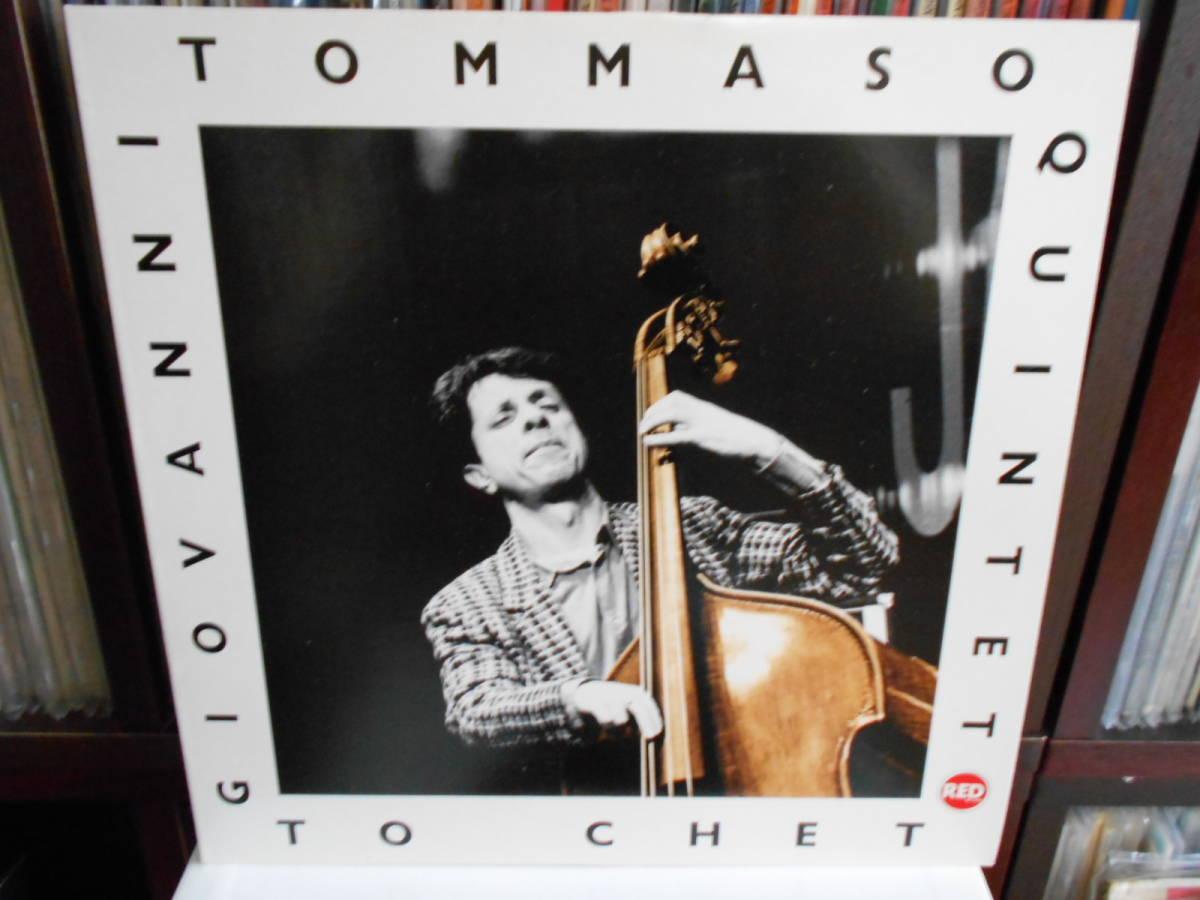 入手困難 (original) Giovanni Tommaso Qiuntet/ To Chet