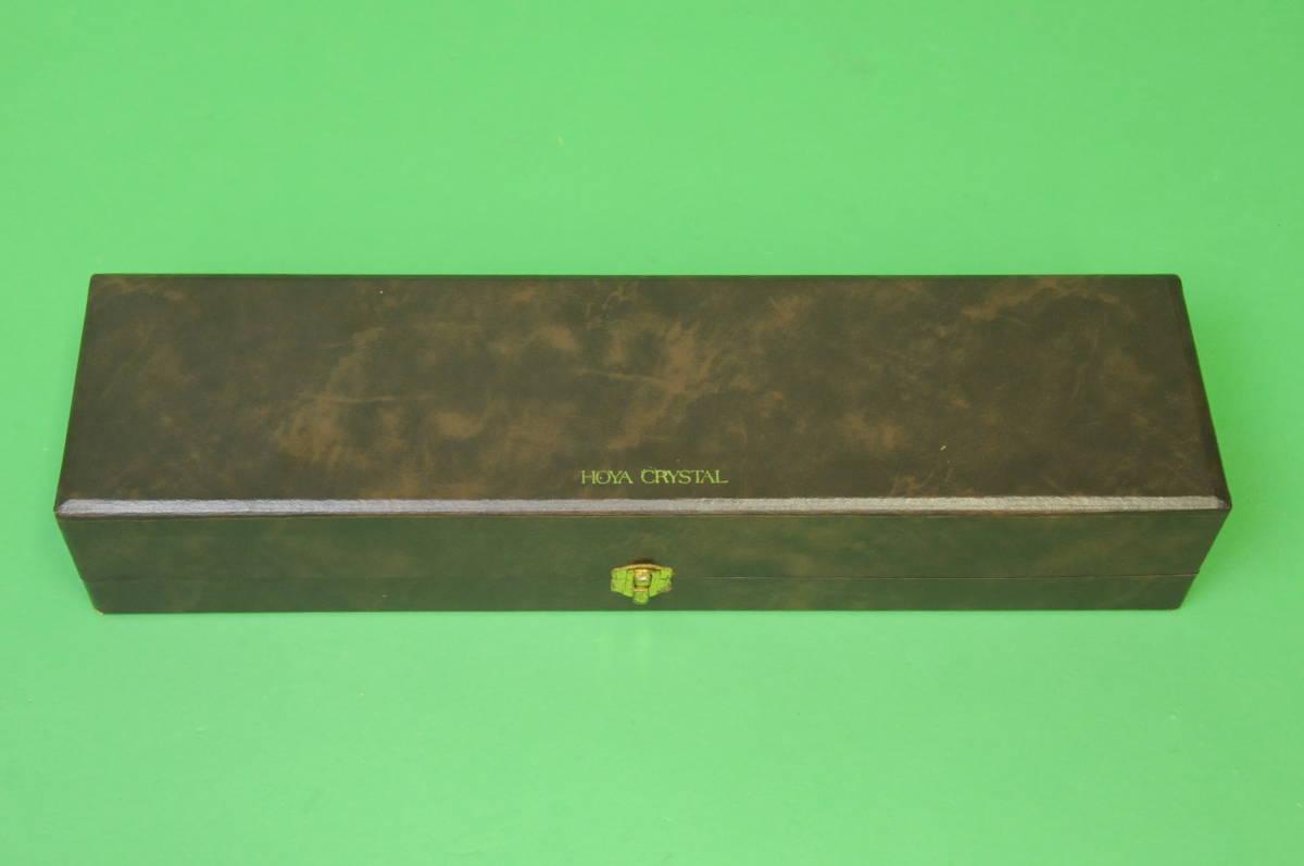 未使用 HOYAクリスタル 石庭 ロックグラス 5個セット_画像4