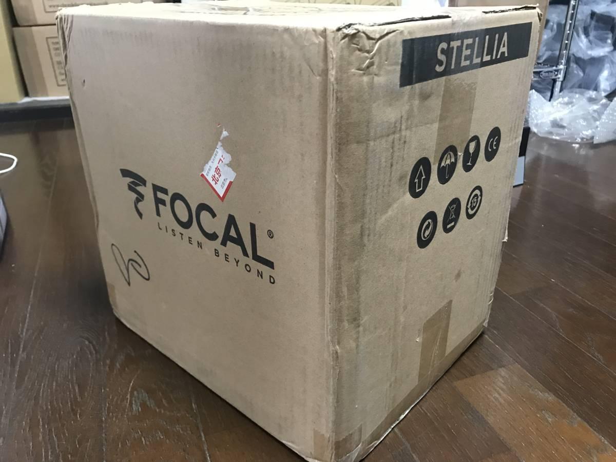 並行輸入新品 フォーカル FOCAL STELLIA ヘッドホン 代行保証1年間無償_画像3