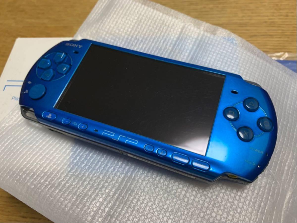 【SONY】PSP3000☆本体☆ソフト4個☆_画像3
