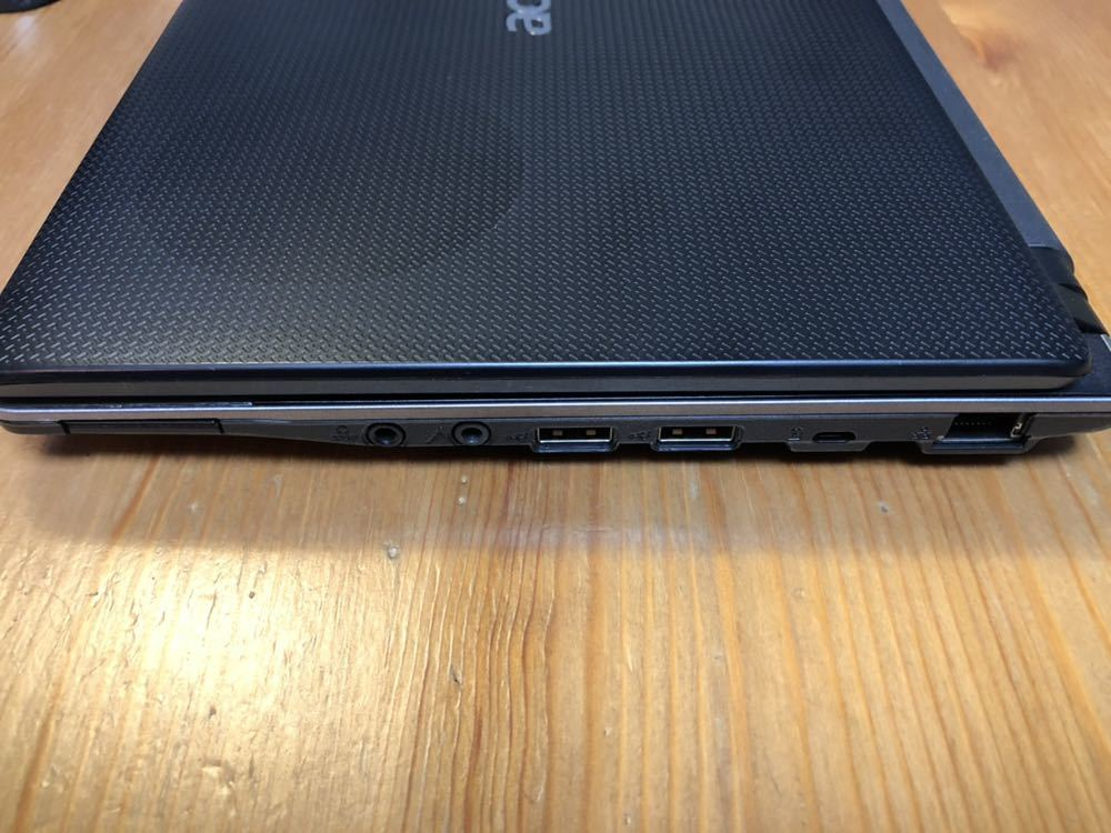Acer aspire 1830z-a52c/k 中古 11.6インチ WXGA(最大1366×768ドット表示) メモリ8G増設_画像7