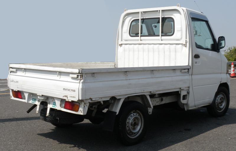 「■ ミニキャブ 軽トラック ■ エアコン付き ■ 整備すれば車検受け可能です ■ 一時抹消書類あります ■ 保証なし現状車両です。」の画像3